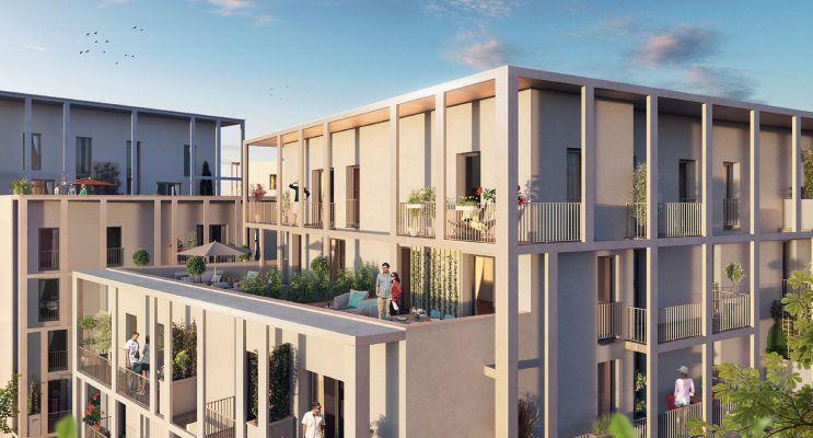 Résidence « I.D. » programme immobilier neuf en Loi Pinel à Reims n°2