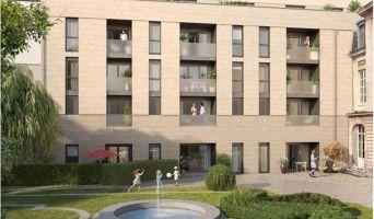 Reims programme immobilier neuve « Jardin Ponsardin » en Loi Pinel  (2)