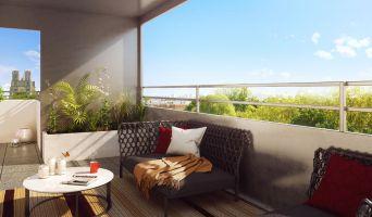 Résidence « La Corderie » programme immobilier neuf en Loi Pinel à Reims n°2