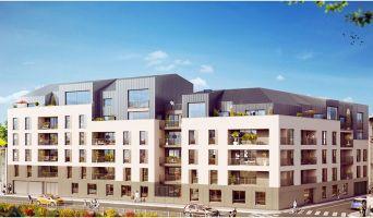 Résidence « La Passerelle » programme immobilier neuf en Loi Pinel à Reims n°1