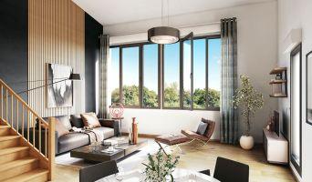 Résidence « La Passerelle » programme immobilier neuf en Loi Pinel à Reims n°2