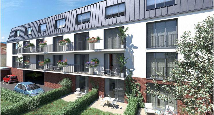 Photo du Résidence « Le Clos Orphalese » programme immobilier neuf en Loi Pinel à Reims