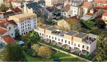 Photo du Résidence « Les Terrasses de Luton » programme immobilier neuf en Loi Pinel à Reims