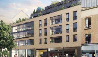Résidence « L'Opéra » programme immobilier neuf en Loi Pinel à Reims n°1
