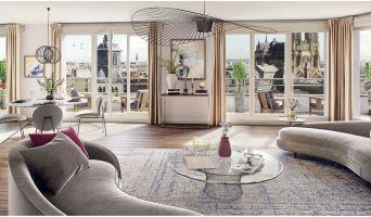 Résidence « L'Opéra » programme immobilier neuf en Loi Pinel à Reims n°4