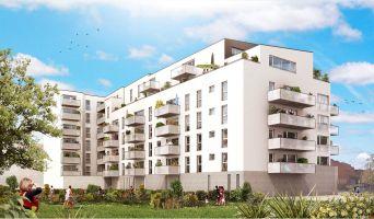 Résidence « Luminance » programme immobilier neuf en Loi Pinel à Reims n°2