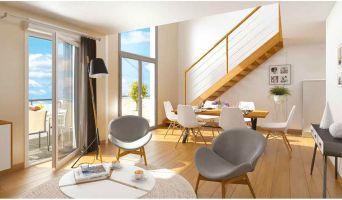 Résidence « Luminance » programme immobilier neuf en Loi Pinel à Reims n°3