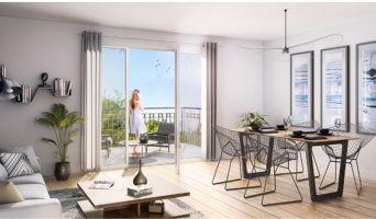 Résidence « Nature & Sens » programme immobilier neuf en Loi Pinel à Reims n°2