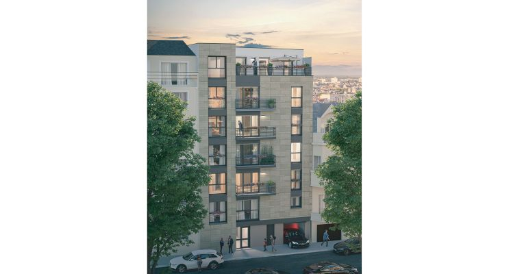 Photo du Résidence « Pasteur » programme immobilier neuf en Loi Pinel à Reims