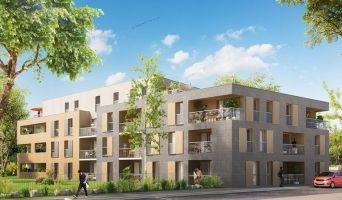 Résidence « Plein R » programme immobilier neuf en Loi Pinel à Reims n°1