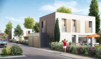 Résidence « Plein R » programme immobilier neuf en Loi Pinel à Reims n°2