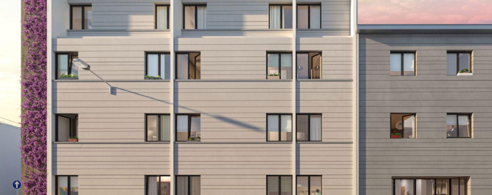 Reims : programme immobilier à rénover « Résidence 31 2 » en Loi Pinel ancien