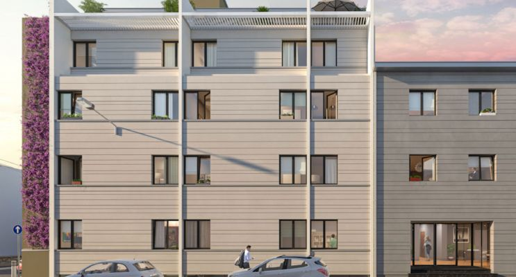 Photo du Résidence « Résidence 31 2 » programme immobilier à rénover en Loi Pinel ancien à Reims