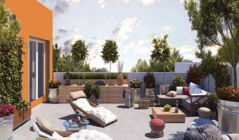 Résidence « Villa Perignon » programme immobilier neuf en Loi Pinel à Reims n°1