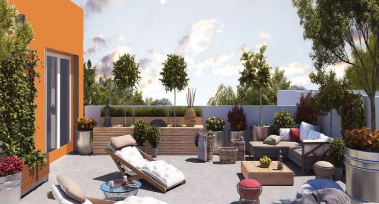 Photo du Résidence « Villa Perignon » programme immobilier neuf en Loi Pinel à Reims
