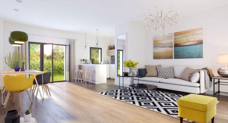 Résidence « Villa Perignon » programme immobilier neuf en Loi Pinel à Reims n°2