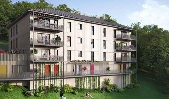 Herserange programme immobilier neuf « La Canopée