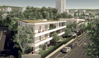 Résidence « L'Intemporel » programme immobilier neuf en Loi Pinel à Laxou n°2