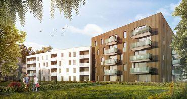 Maxéville programme immobilier neuf « Les Domaines de l'Alérion - Bât. A » en Loi Pinel