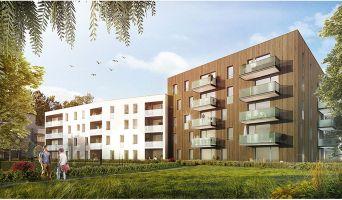 Photo du Résidence « Les Domaines de l'Alérion - Bât. A » programme immobilier neuf en Loi Pinel à Maxéville