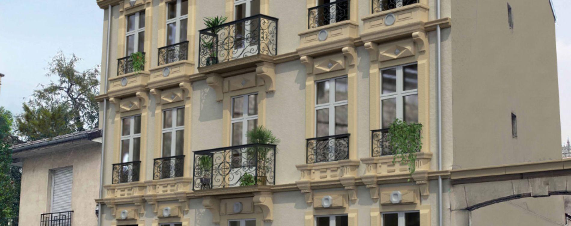 Résidence 13 Rue Jeanne d'Arc à Nancy