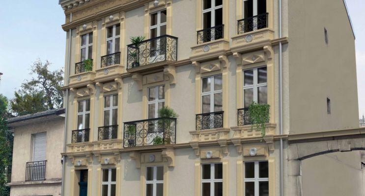 Nancy : programme immobilier à rénover « 13 Rue Jeanne d'Arc » en Déficit Foncier