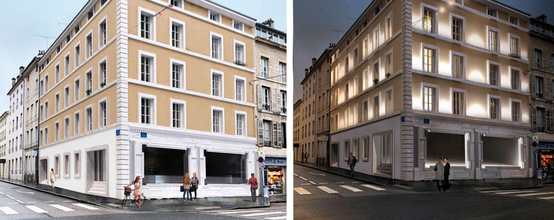 Résidence 39 Rue Charles III à Nancy