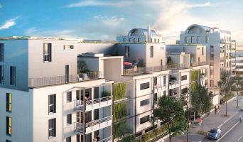 Résidence « Attrakt » programme immobilier neuf en Loi Pinel à Nancy n°2