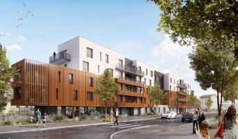 Photo du Résidence « ED'N Green » programme immobilier neuf en Loi Pinel à Nancy