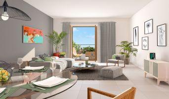 Résidence « En Scène » programme immobilier neuf en Loi Pinel à Nancy n°1