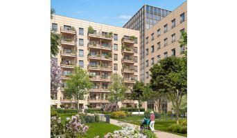 Résidence « En Scène » programme immobilier neuf en Loi Pinel à Nancy n°2