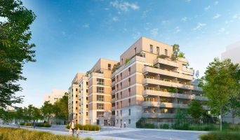 Nancy : programme immobilier neuf « Key Garden » en Loi Pinel