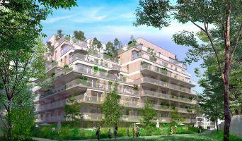 Nancy programme immobilier neuve « Key Garden » en Loi Pinel  (2)