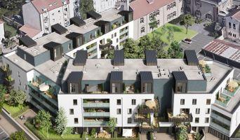 Résidence « La Cour Des Grands » programme immobilier neuf en Loi Pinel à Nancy n°3