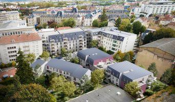 Nancy programme immobilier neuve « L'Ecrin des Jardiniers » en Loi Pinel  (5)