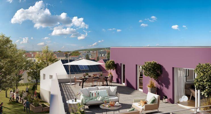 Résidence « L'Ecrin Des Jardiniers » programme immobilier neuf en Loi Pinel à Nancy n°1