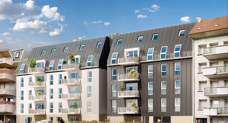 Résidence « L'Ecrin Des Jardiniers » programme immobilier neuf en Loi Pinel à Nancy n°2