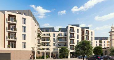 Nancy programme immobilier neuf « Les Girandières Plaisance »