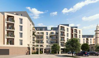 Nancy : programme immobilier neuf « Les Girandières Plaisance »