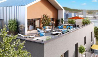 Résidence « Les Rivages » programme immobilier neuf en Loi Pinel à Nancy n°2