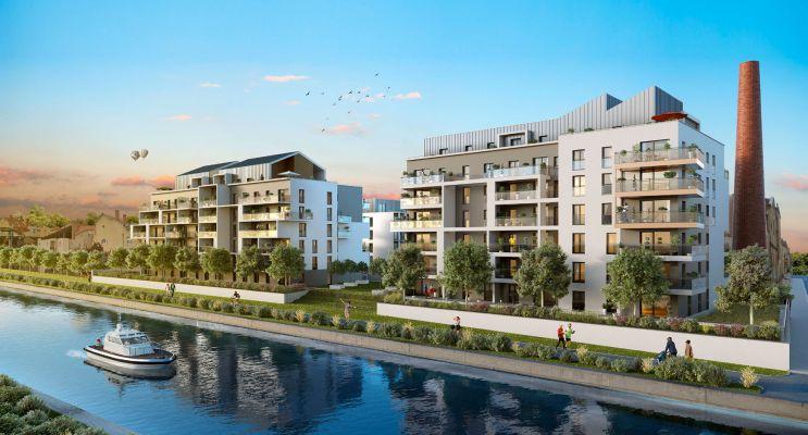 Photo du Résidence « Les Rivages » programme immobilier neuf en Loi Pinel à Nancy