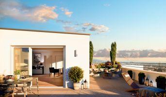 Nancy : programme immobilier neuf « Les Terrasses D'Emile » en Loi Pinel