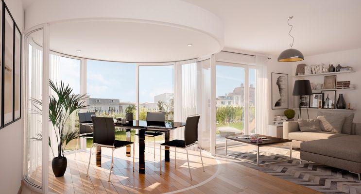 Résidence « Les Terrasses D'Emile » programme immobilier neuf en Loi Pinel à Nancy n°3