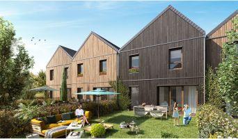 Nancy programme immobilier neuve « Les Villas du Parc » en Loi Pinel  (2)