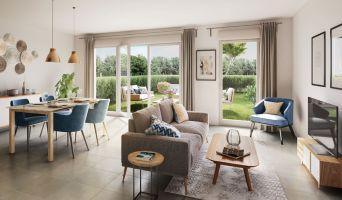 Nancy programme immobilier neuve « Les Villas du Parc » en Loi Pinel  (3)
