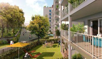 Résidence « L'Essentiel » programme immobilier neuf en Loi Pinel à Nancy n°2