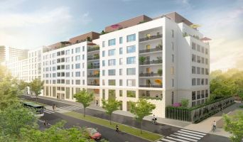 Résidence « L'Essentiel » programme immobilier neuf en Loi Pinel à Nancy n°3