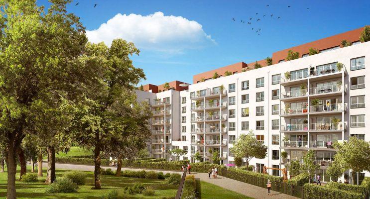 Photo du Résidence « L'Essentiel » programme immobilier neuf en Loi Pinel à Nancy