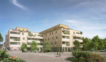 Nancy programme immobilier neuve « Liberty » en Loi Pinel