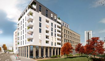Photo du Résidence « Life » programme immobilier neuf en Loi Pinel à Nancy